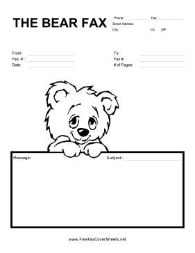 free fax cover sheets 119
