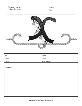 fillable fax cover sheet template .