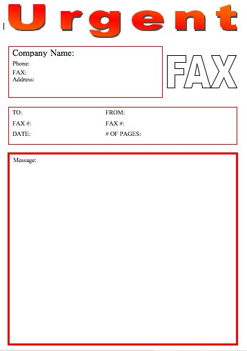 Generic Fax Cover Sheet Pdf  BesikEightyCo